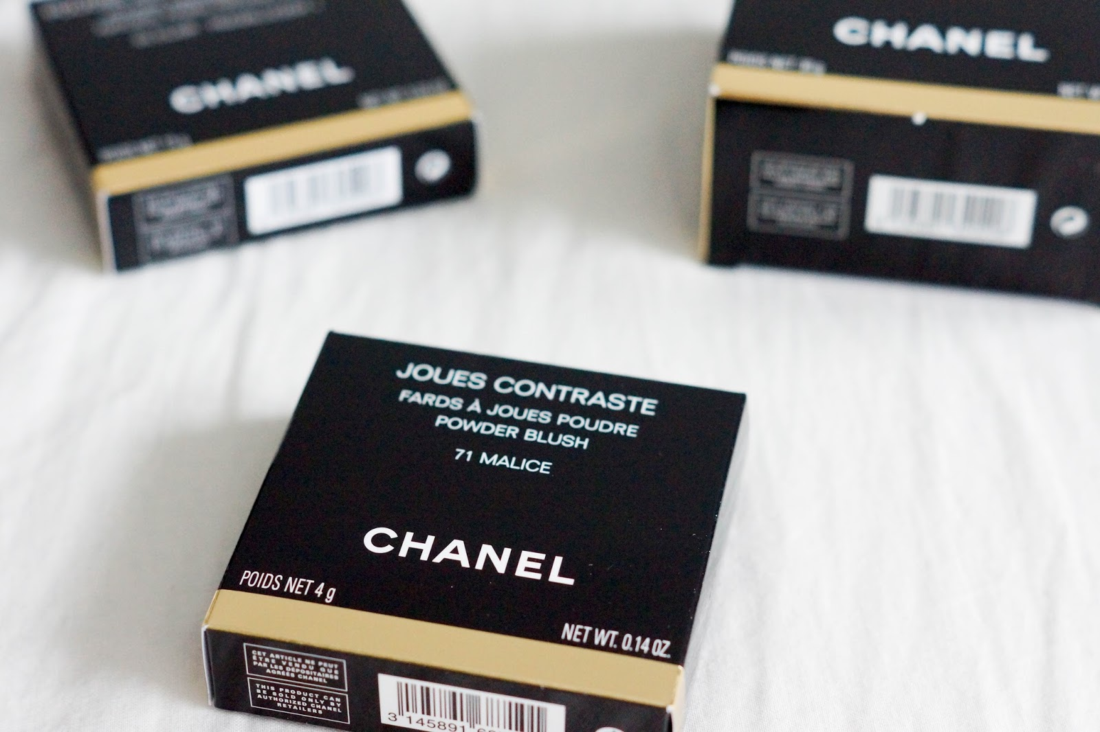 CHANEL MAKEUP REVIEW