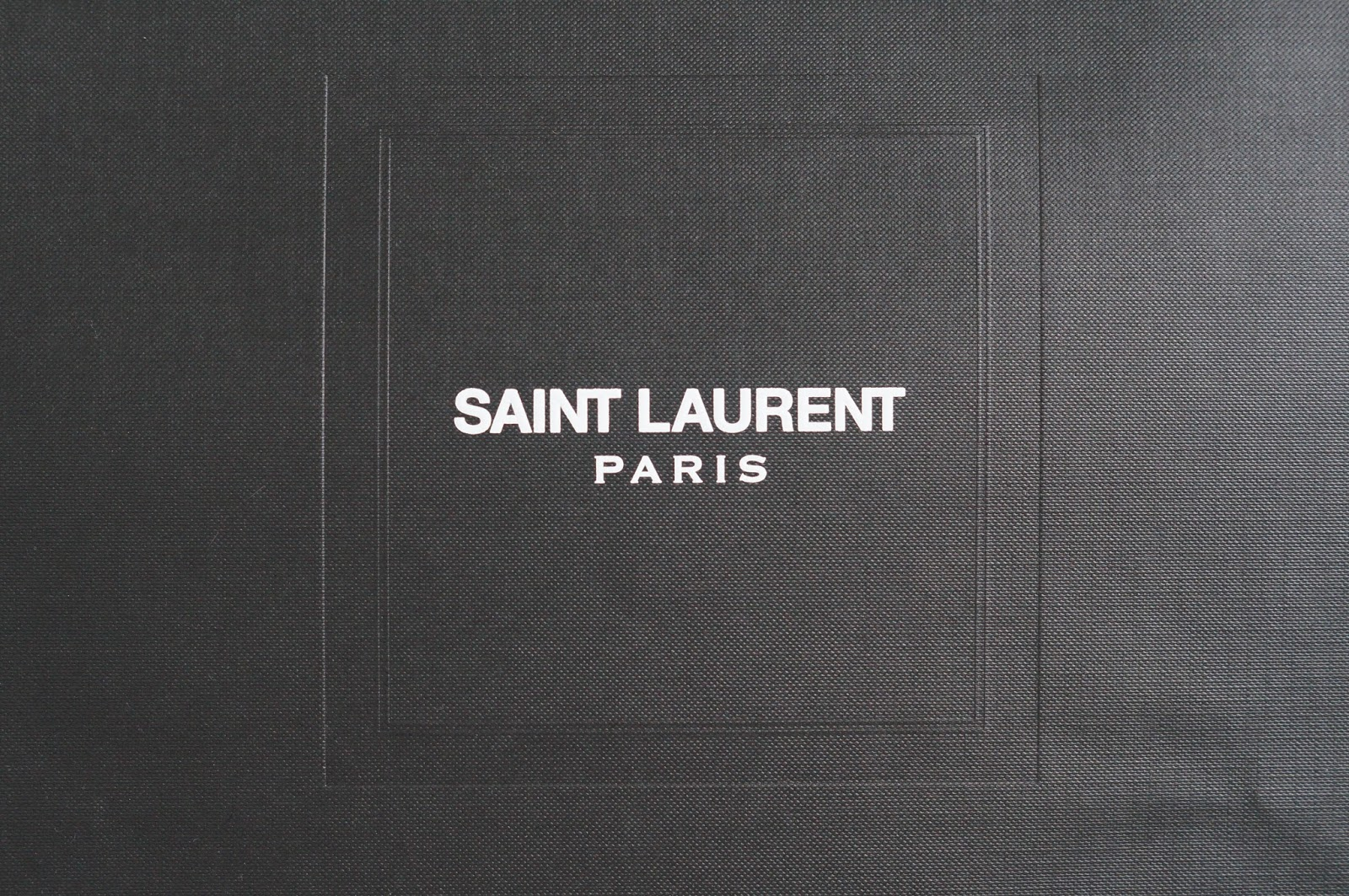 SAINT LAURENT MINIBAG