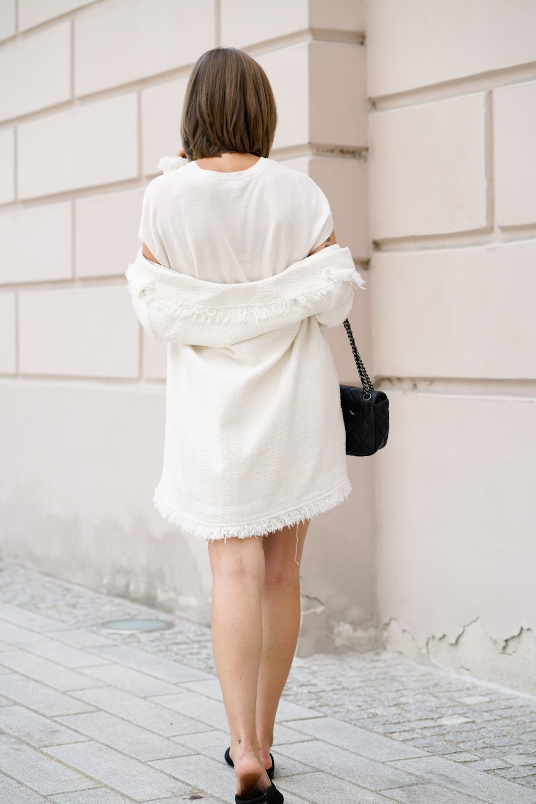 WHITE ON WHITE: HOW TO WEAR