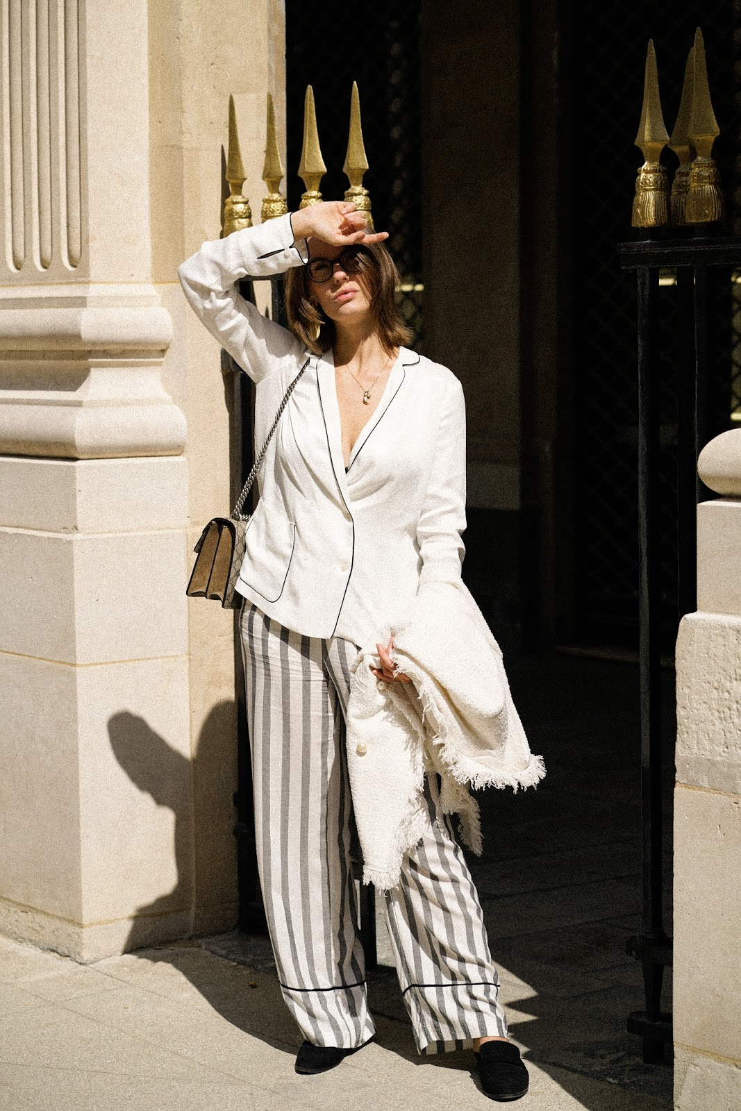7 WAYS TO WEAR: VERTICAL STRIPES