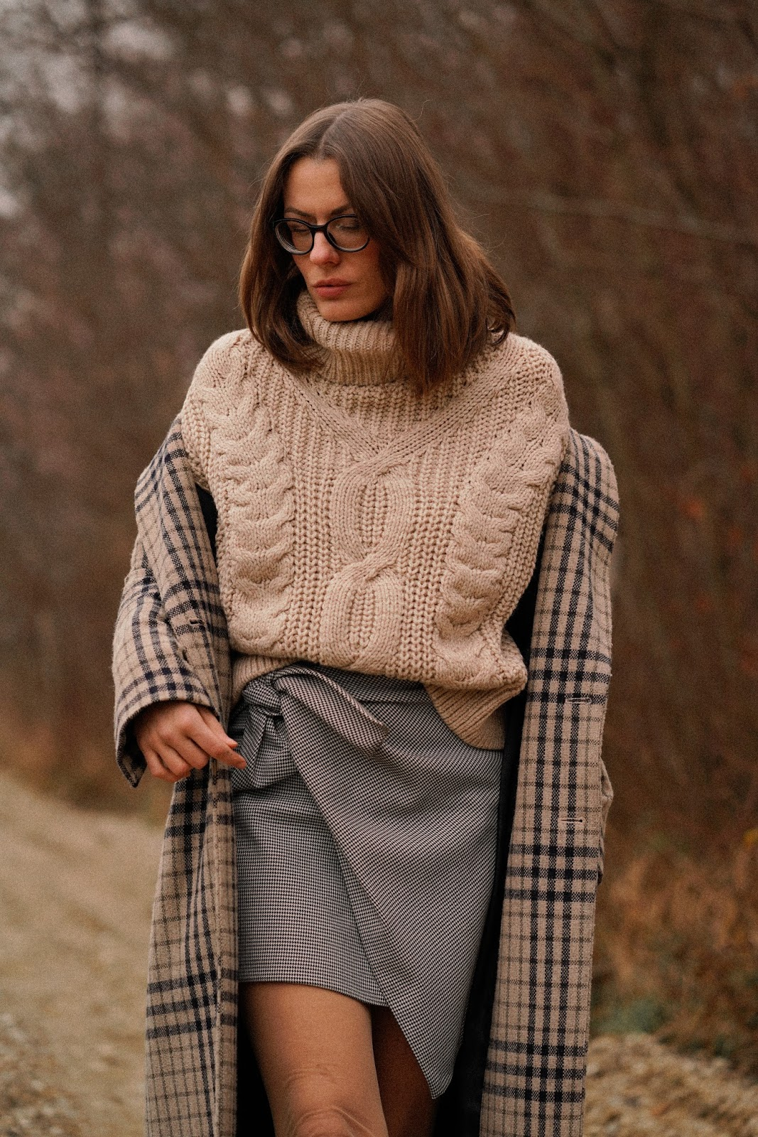 BEING OUTSIDE: AN OUTDOOR LOOK