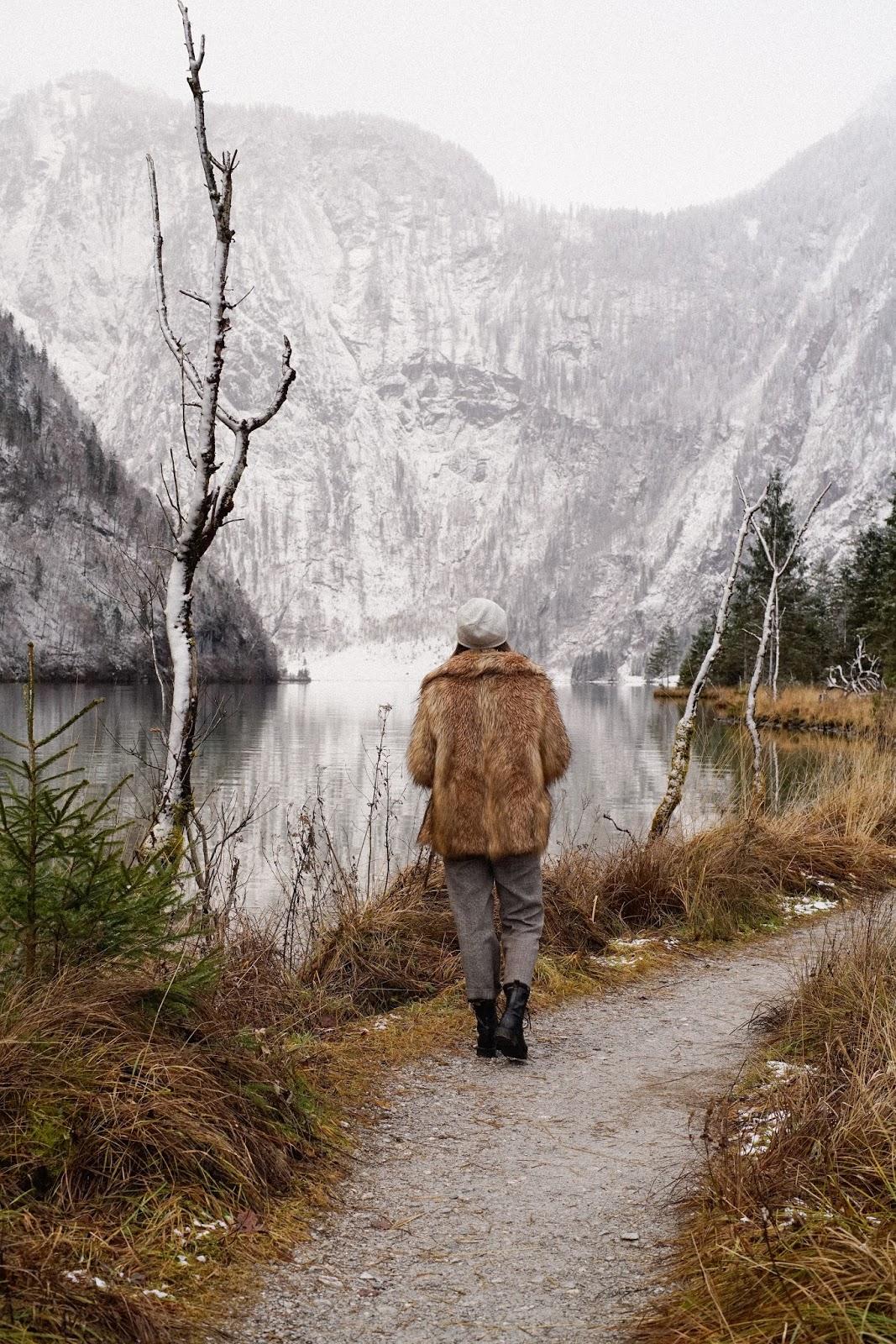 EISKAPELLE WATZMANN: WINTERWANDERUNG IN BERCHTESGADEN