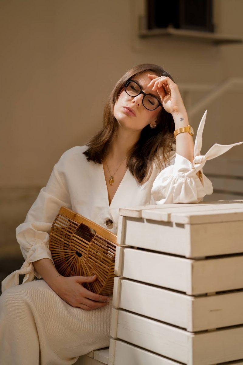 KORBTASCHEN: 7 ways to wear