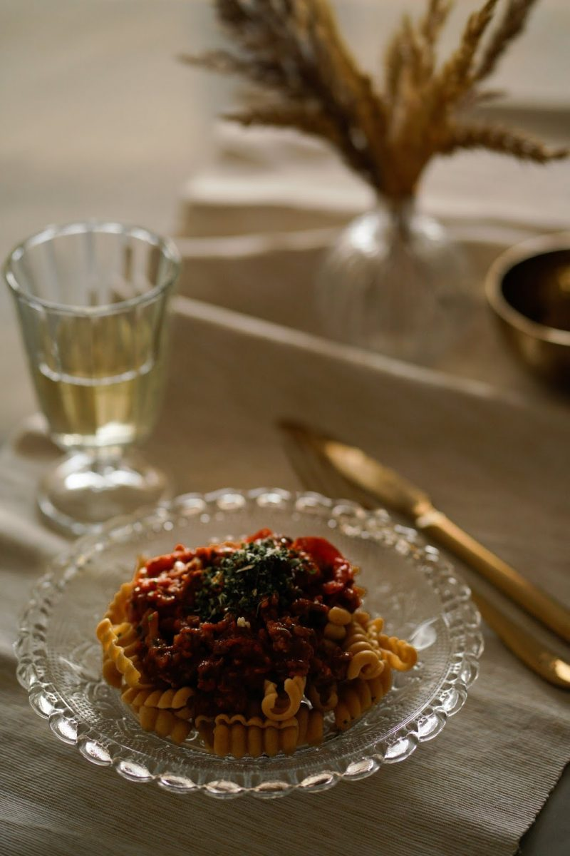 BOLOGNESE: MEIN SOULFOOD