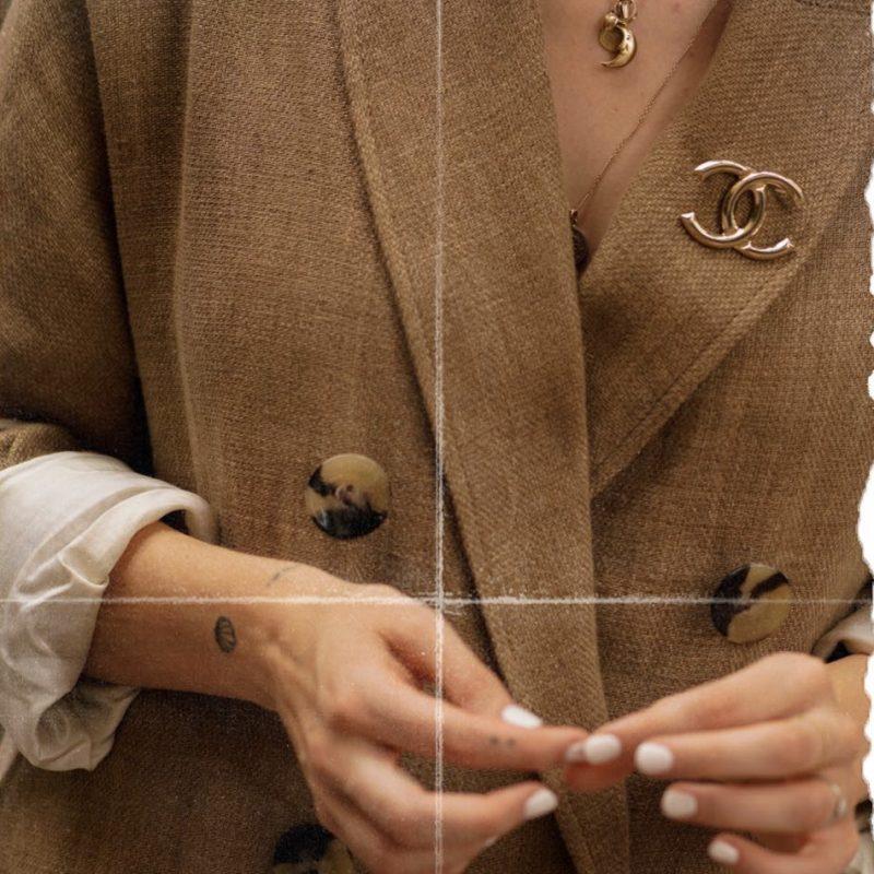 SOMETIMES I DON'T WEAR PANTS: Mein Blazer-Kleid