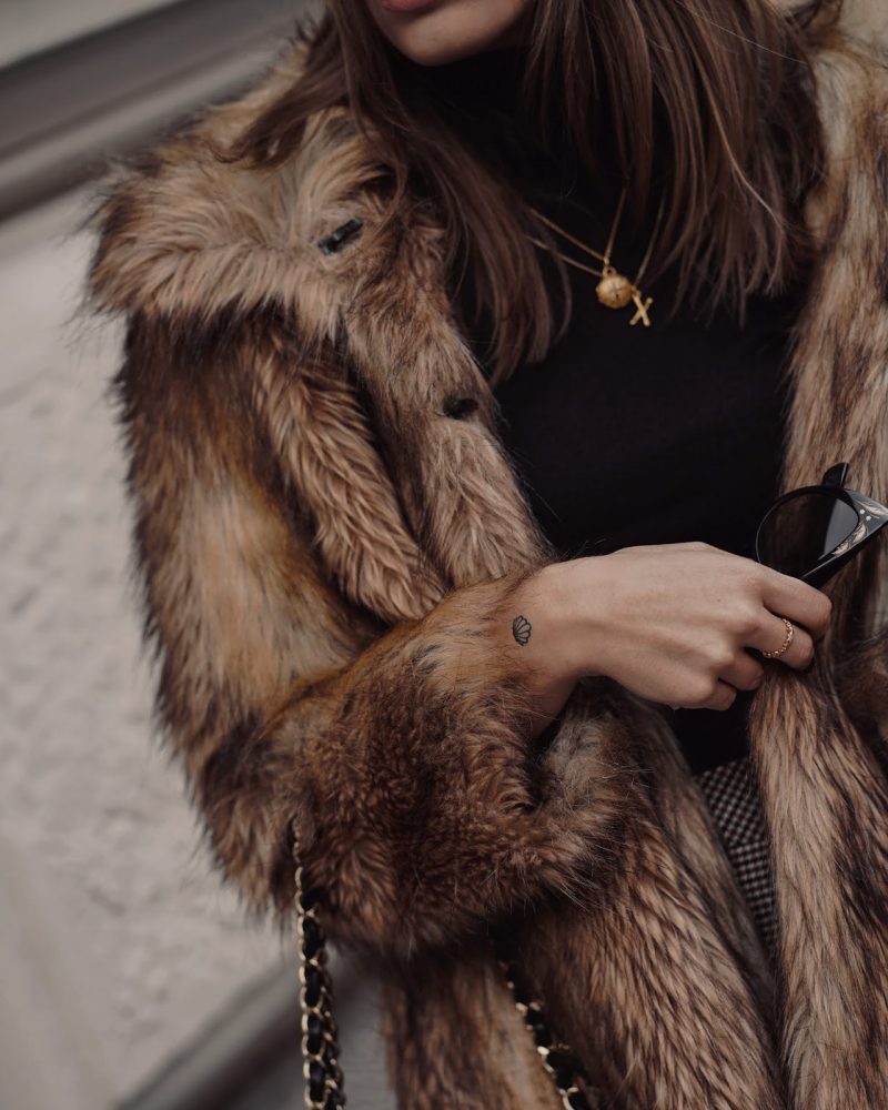 FAKE FUR: 7 Ways to Wear