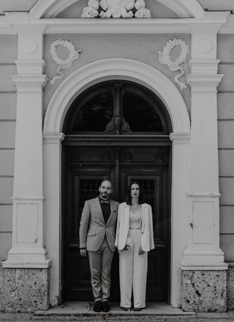 OUR CIVIL WEDDING